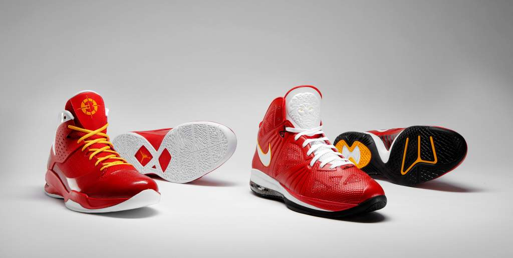 check out d3760 e1f3b James and Wade to Debut New Signature Shoes in Game 3
