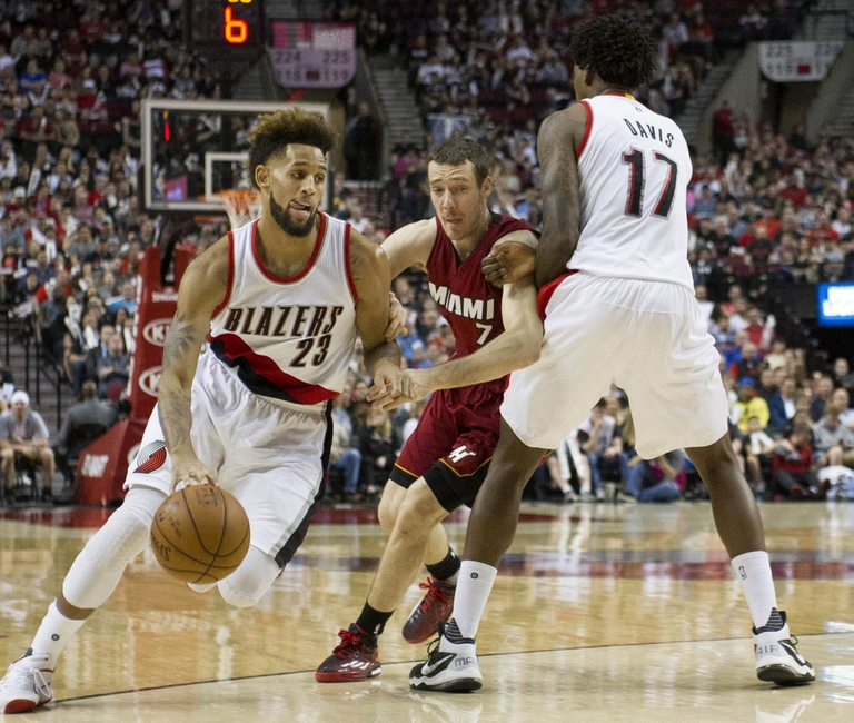 Portland Trail Blazers Last 5 Games: Miami Heat: 3 Potential Replacements For Dwyane Wade