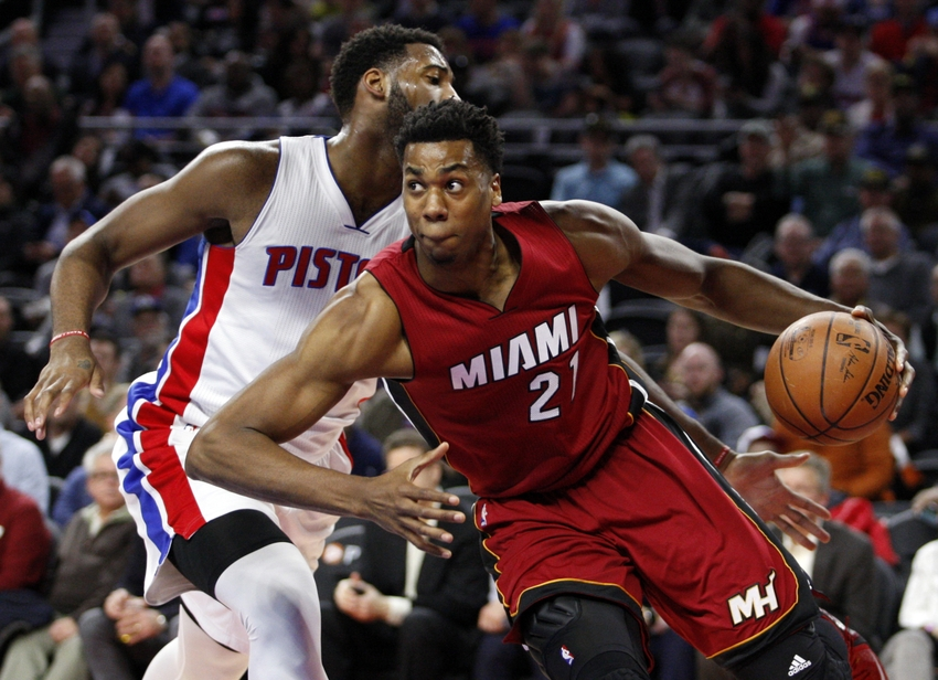 Buy or Sell: Hassan Whiteside as the Miami Heat's leader