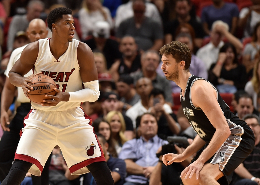 Ranking the Miami Heat players in order of trade value