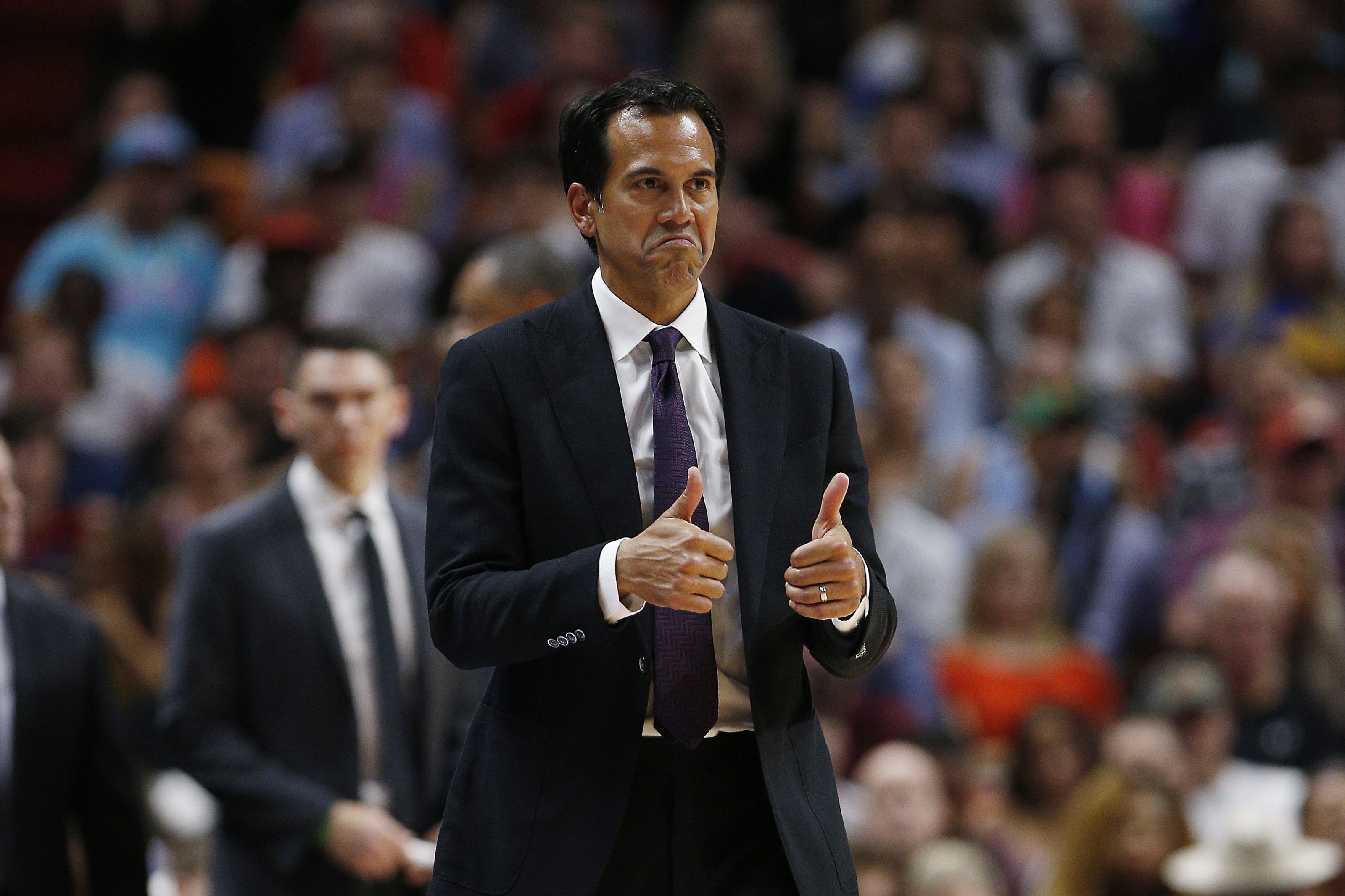 Miami Heat How Erik Spoelstra May Have Never Become The Head Coach
