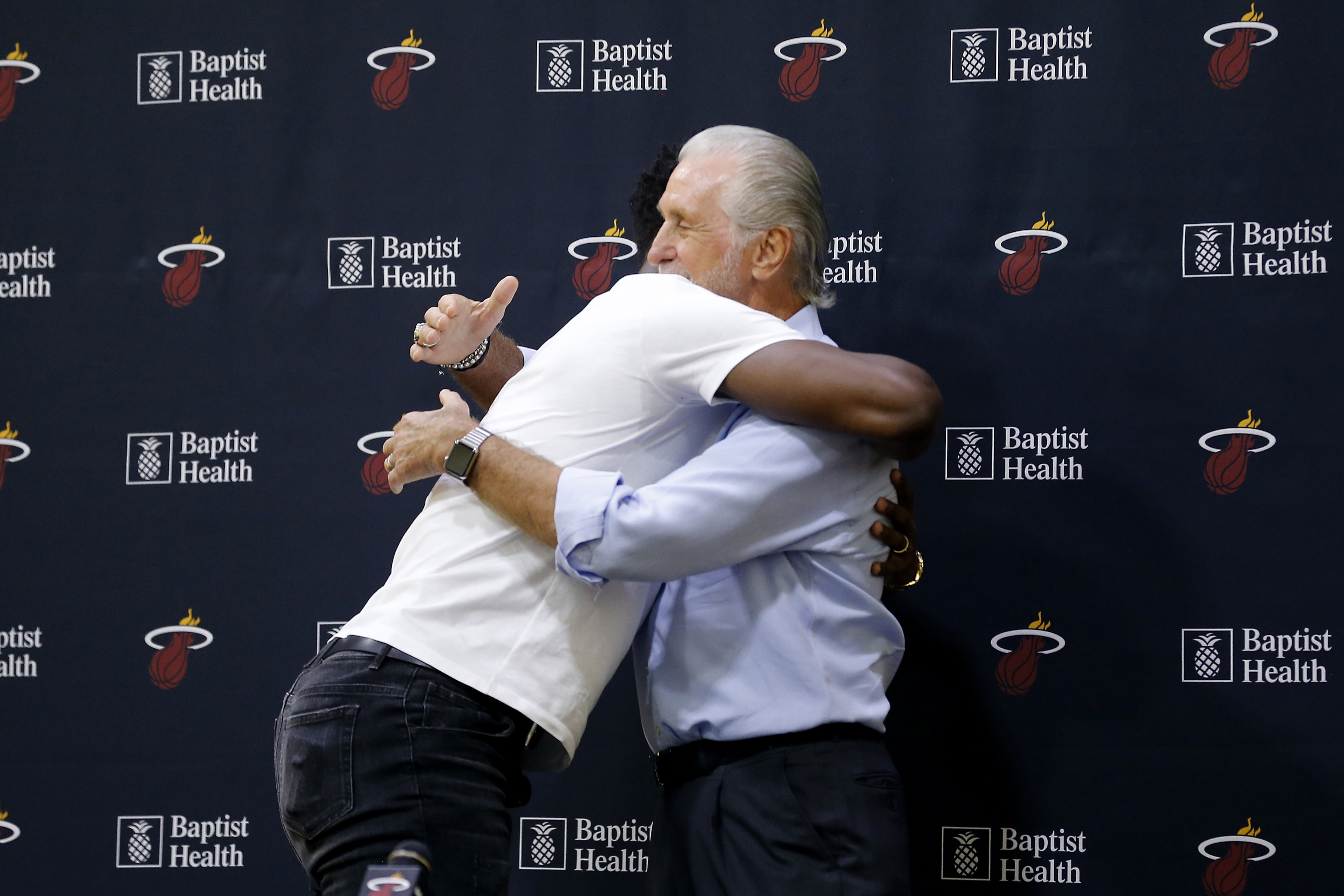 Miami Heat: Just a few more reasons why Pat Riley is the G.O.A.T.