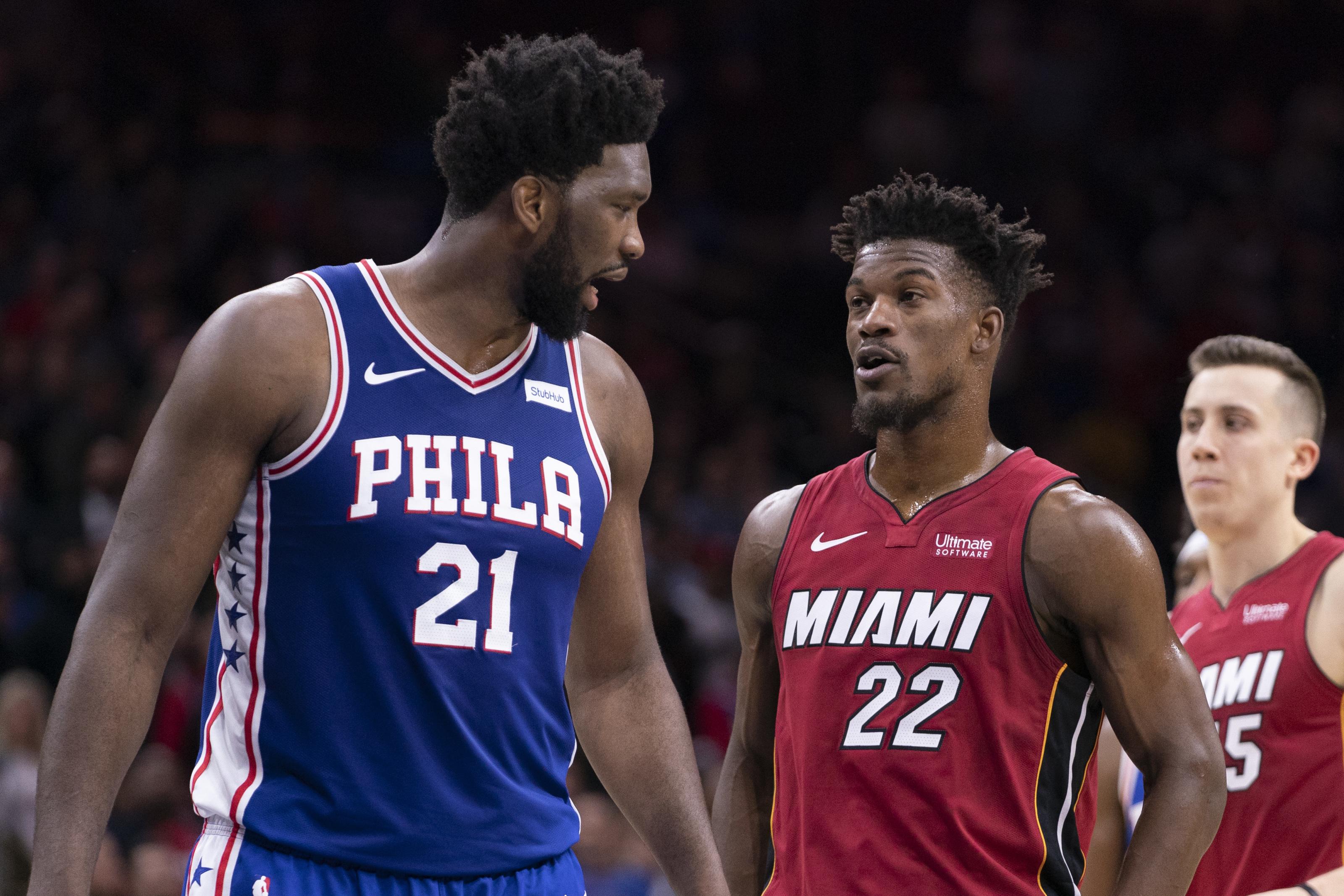 Using NBA 2K20 to predict Philadelphia 76ers vs Miami Heat