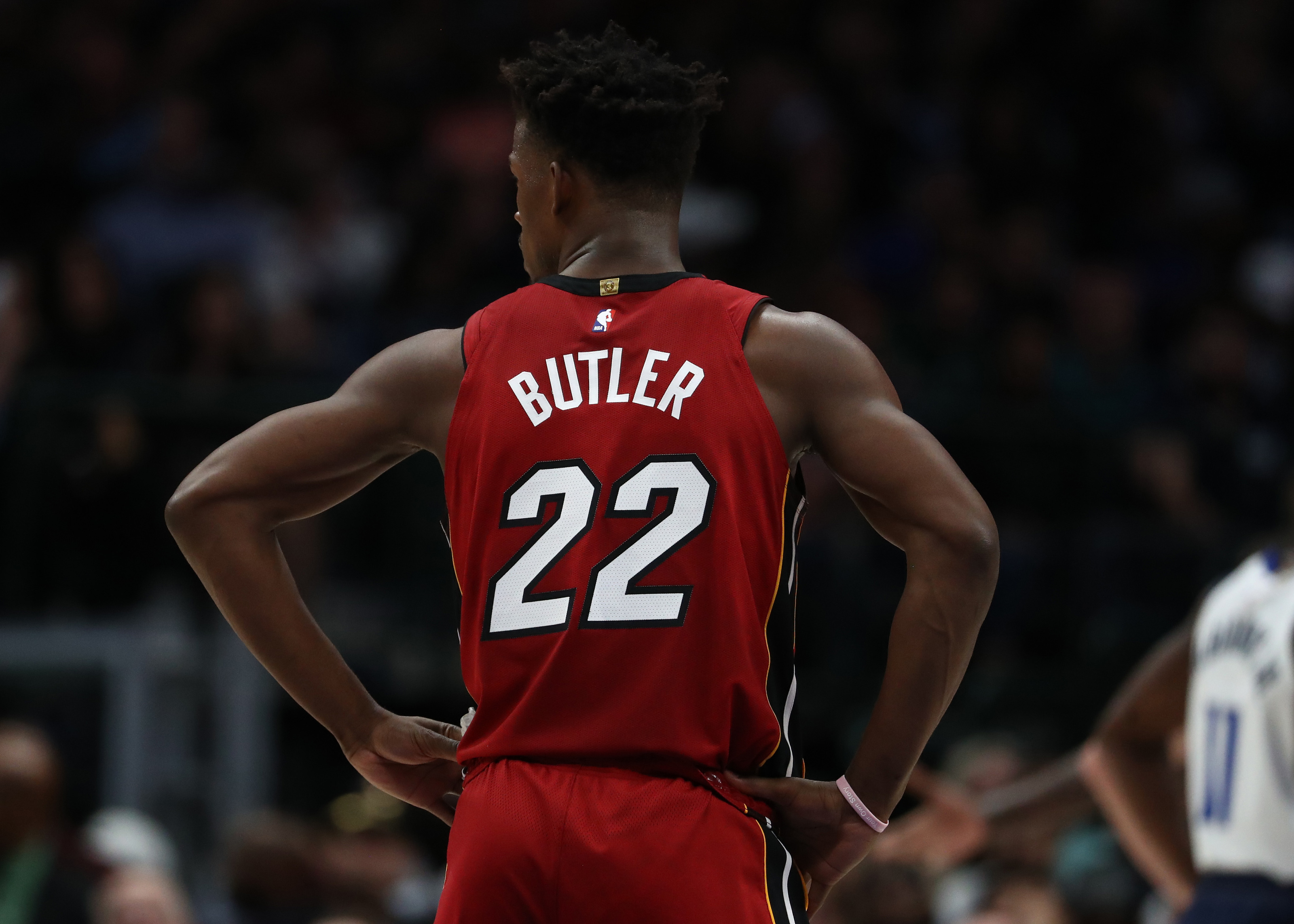 Miami Heat: Jimmy Butler triple doubles against Mavericks according to NBA 2K