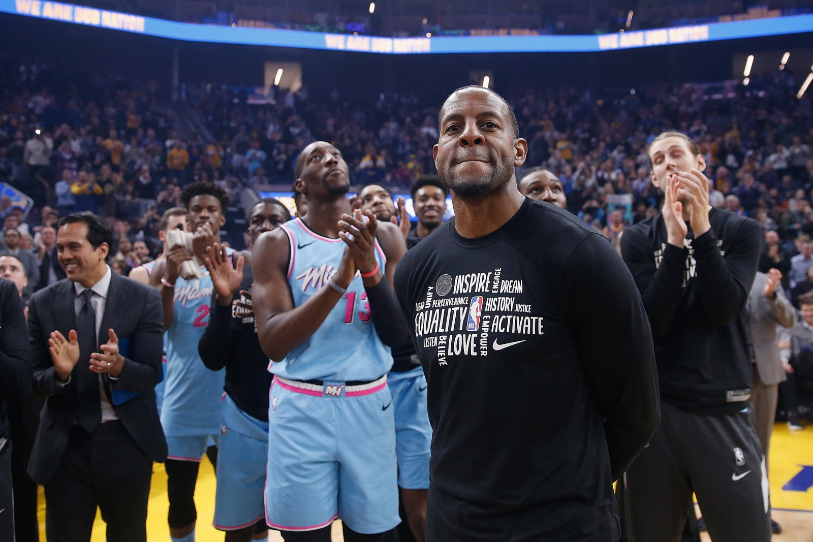Why the Miami Heat had to acquire Andre Iguodala