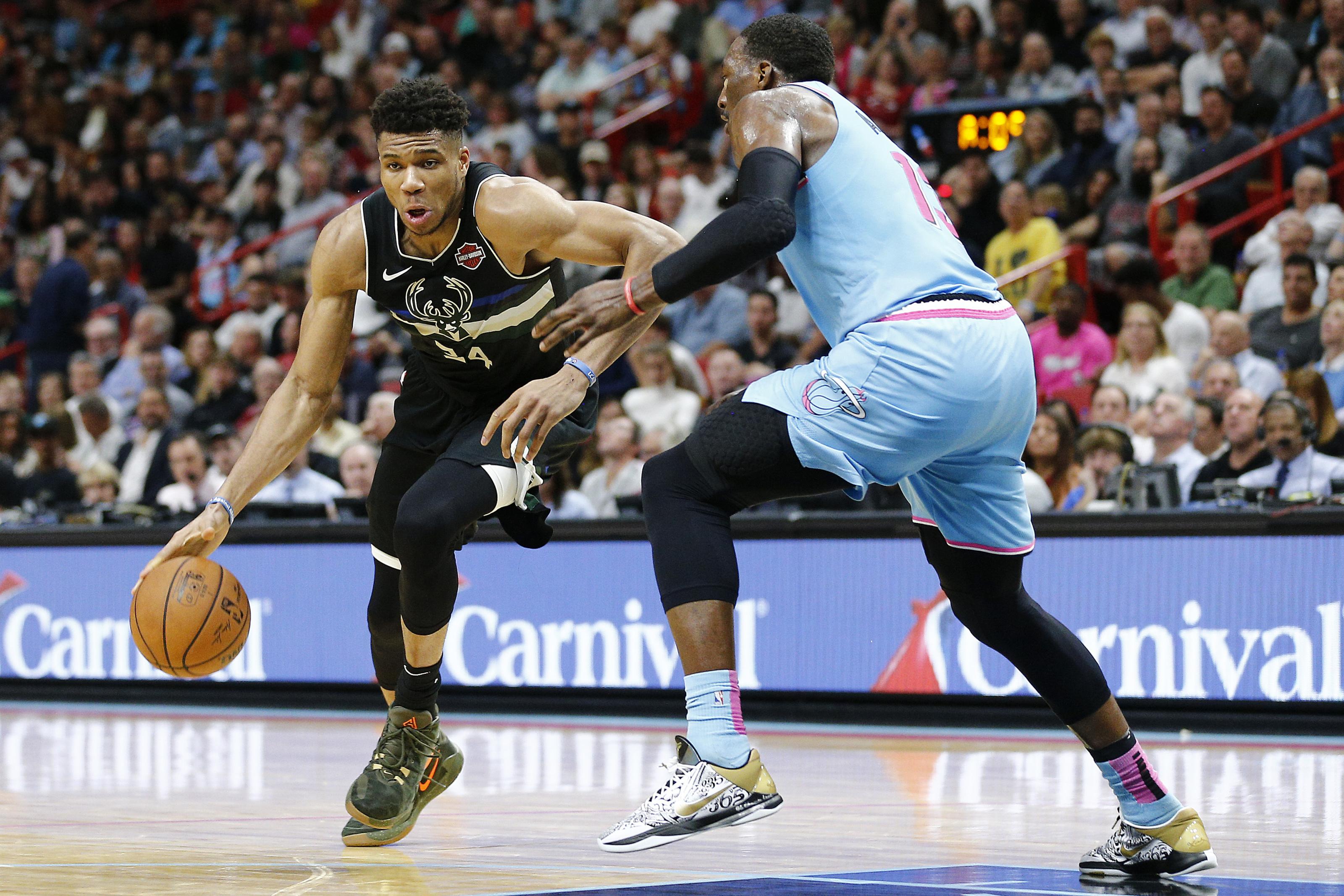 Have Miami Heat mastered blueprint to defend Giannis Antetokounmpo?