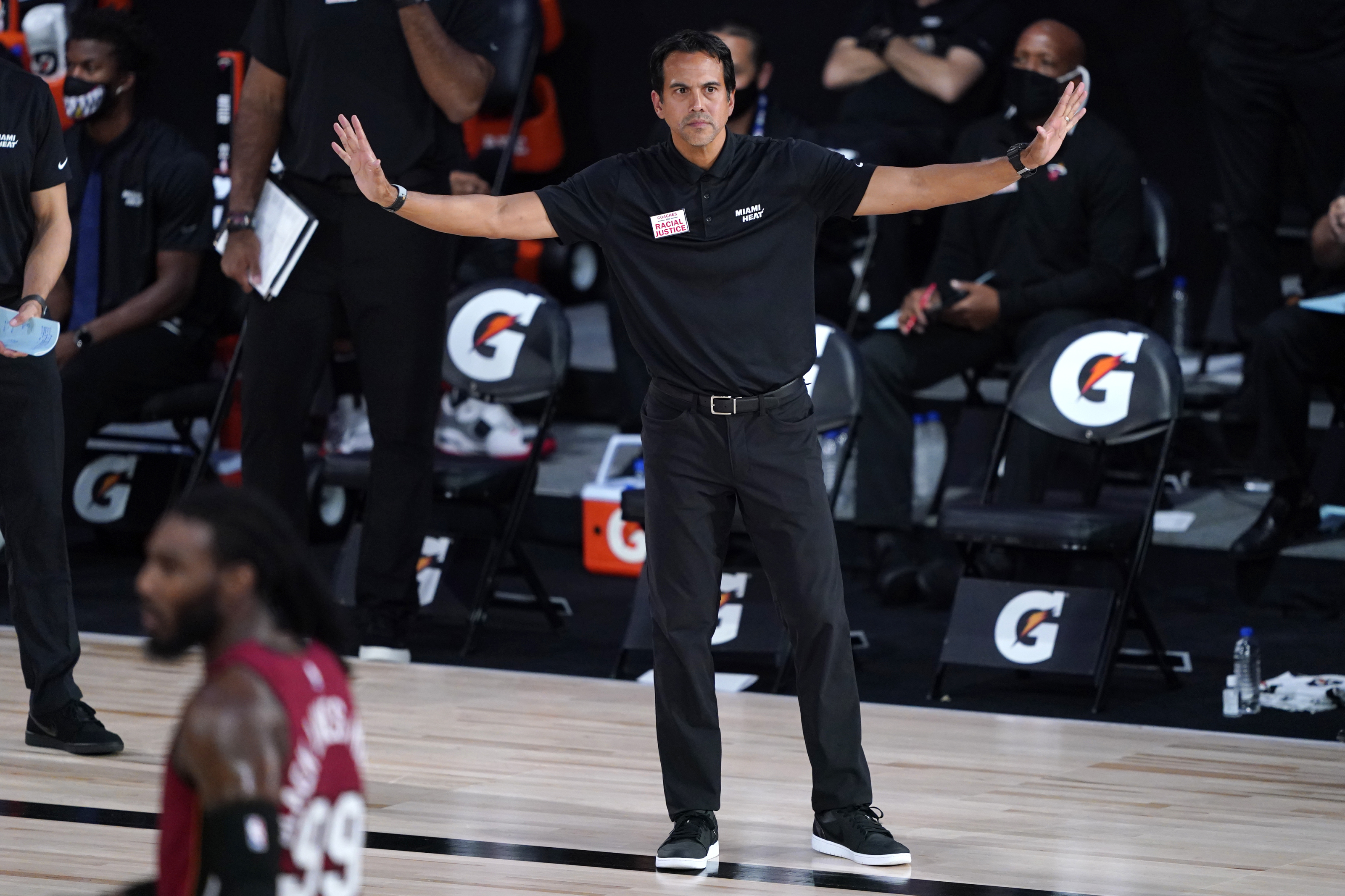 Miami Heat David Fizdale Speaks On How Erik Spoelstra Changed Nba
