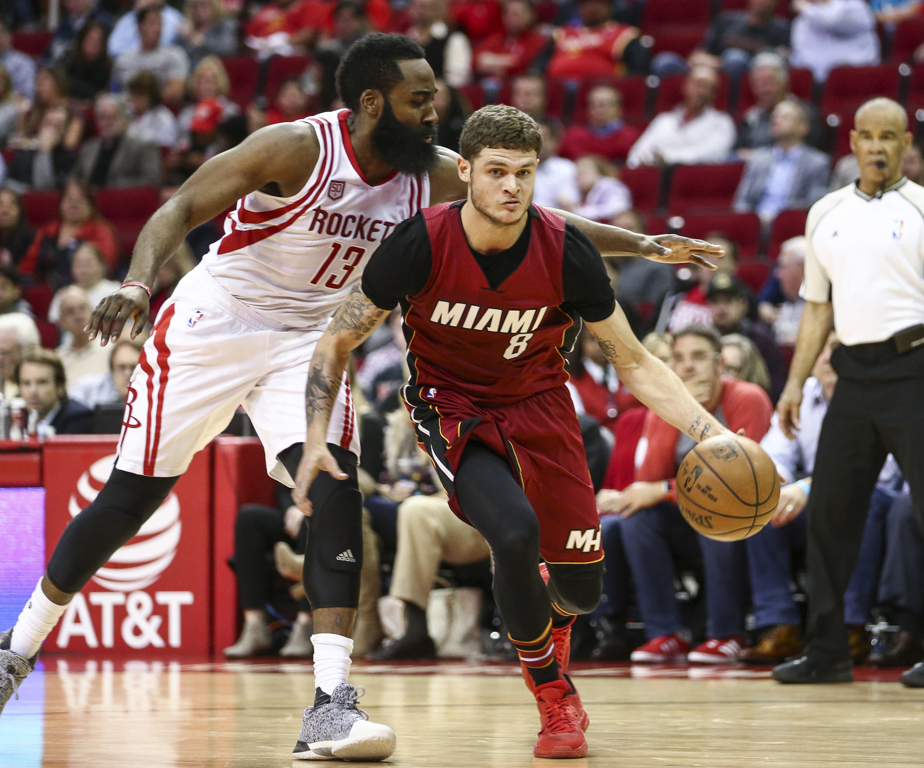 Toyota Tyler Tx >> Miami Heat player exit review: Tyler Johnson earns your ...