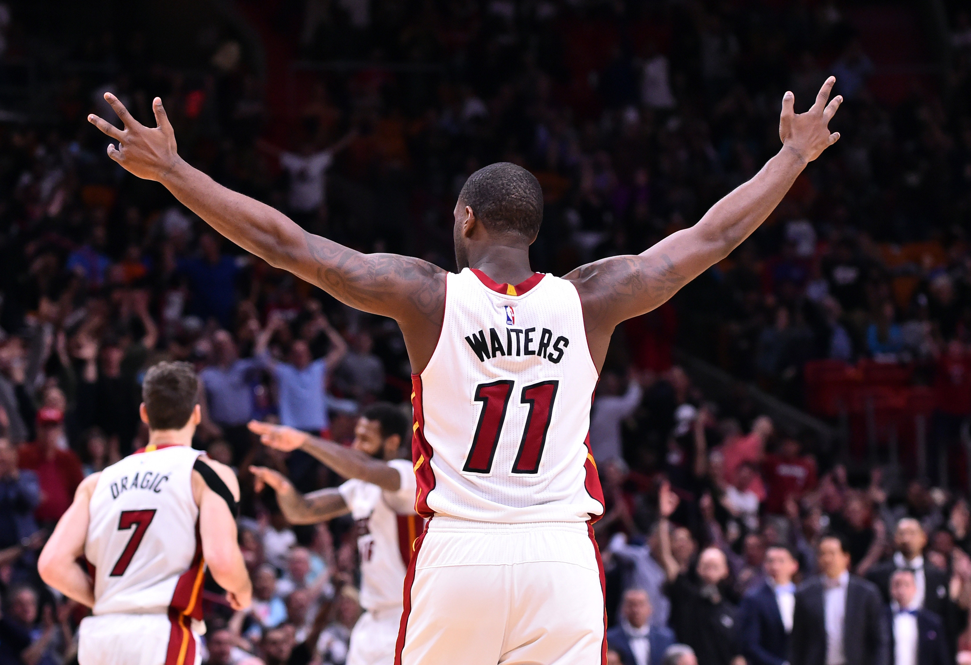 It Was A Memorable Season For The Journeyman Shooting Guard Who Looks As If Hes Finally Found A Place To Call Home With The Miami Heat